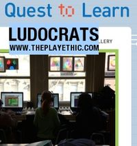 LUDOCRATS - QUEST TO LEARN