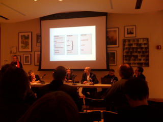 Ludological in NY (1): conference shots